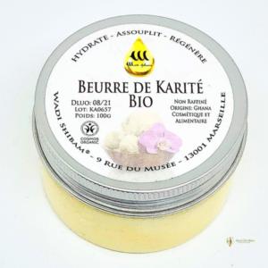 beurre de karité bio bon raffiné