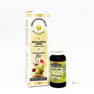 huile essentielle d'eucalyptus radé bio