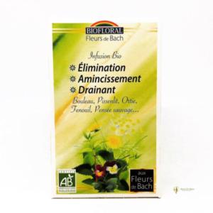 infusion élimination