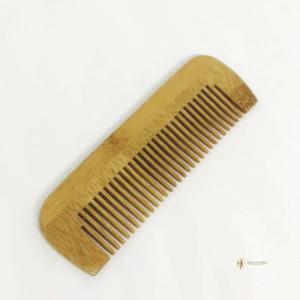 peigne à barbe bambou