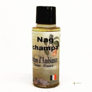 parfum d'ambiance nag champa