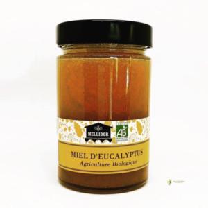 Miel d'eucalyptus bio Mellidor