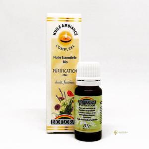 huile essentielle bio purification