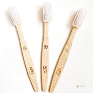 brosse à dents bambou enfant