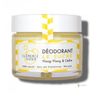 déodorant solide crème