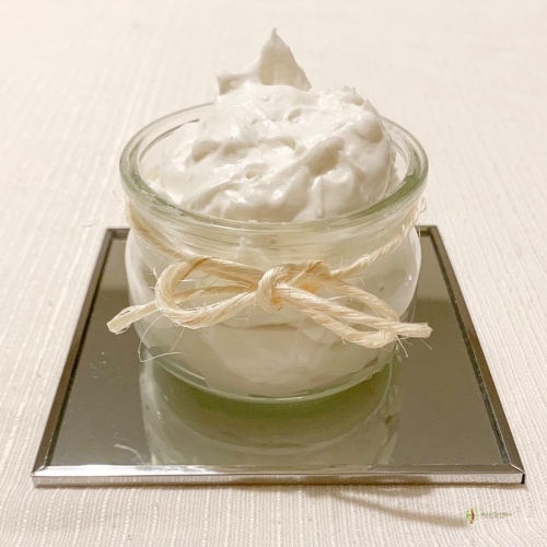 chantilly de karité
