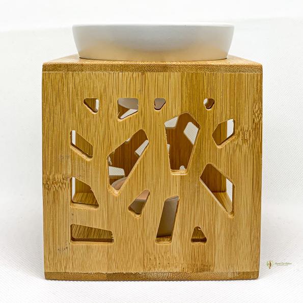 brûle-parfum bambou